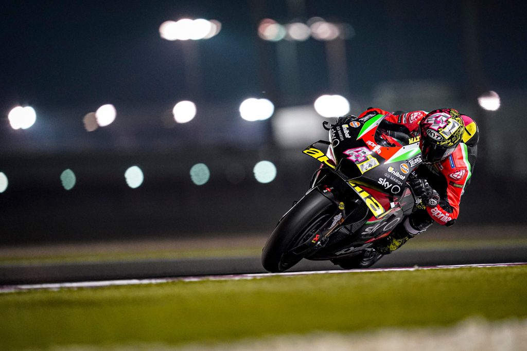 ALEIX ESPARGARÓ CONFIRMED AT APRILIA WITH A TWO-YEAR CONTRACT FOR THE 2021 AND 2022 MOTOGP SEASONS - Gresini Racing