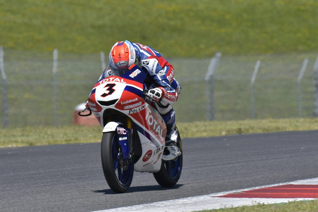 ZANNONI DOMINA AL MUGELLO, SUA ANCHE GARA2   - Gresini Racing