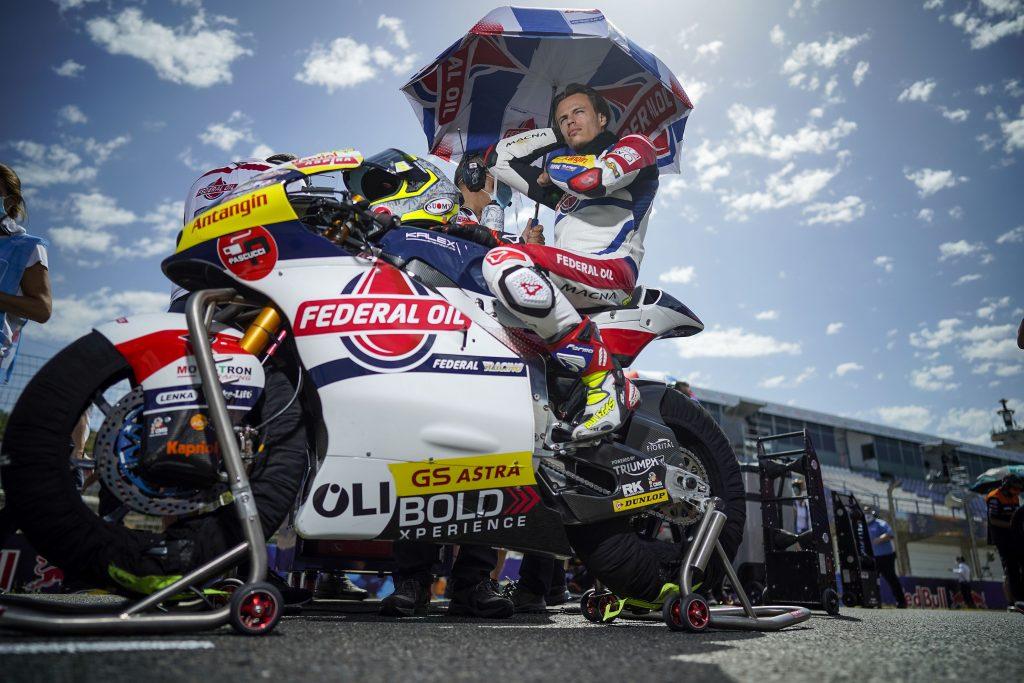 BULEGA SFIORA LA TOP10 NEL GP DI ANDALUCIA   - Gresini Racing