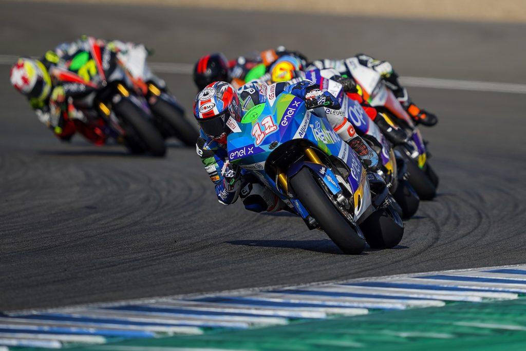 FERRARI SUBITO PODIO A JEREZ   - Gresini Racing
