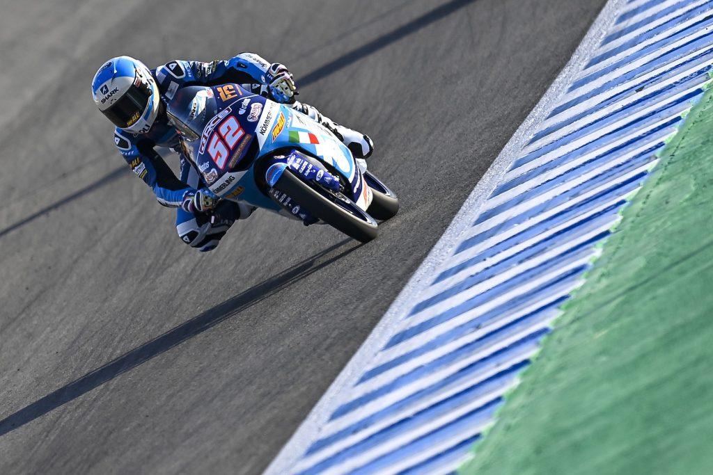 #ANDALUCIAGP: TEAM KÖMMERLING GRESINI A TESTA BASSA - Gresini Racing