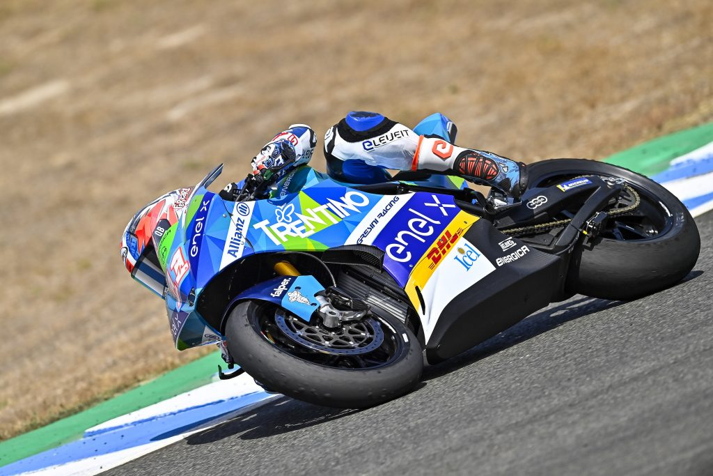 STRONG PACE FOR FERRARI IN JEREZ FREE PRACTICE    - Gresini Racing