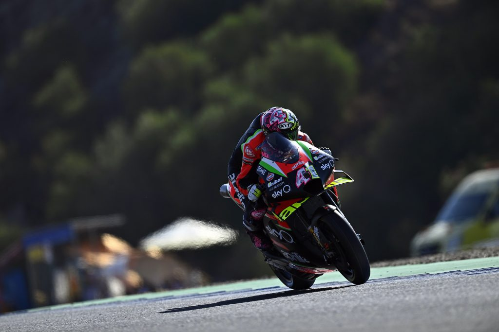ALEIX SFIORA LA Q2 E PARTIRA' IN SESTA FILA MA IL PASSO C'E' - Gresini Racing