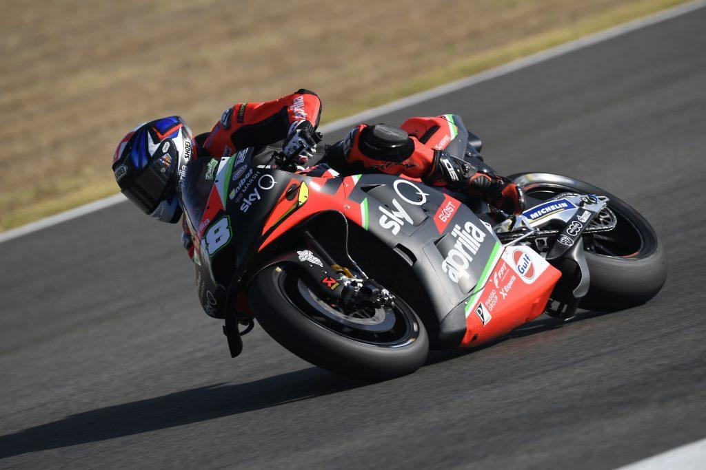 TOP-10 PROVVISORIA PER ALEIX NEL GP DI ANDALUSIA A JEREZ DOPO LE PRIME DUE SESSIONI - Gresini Racing