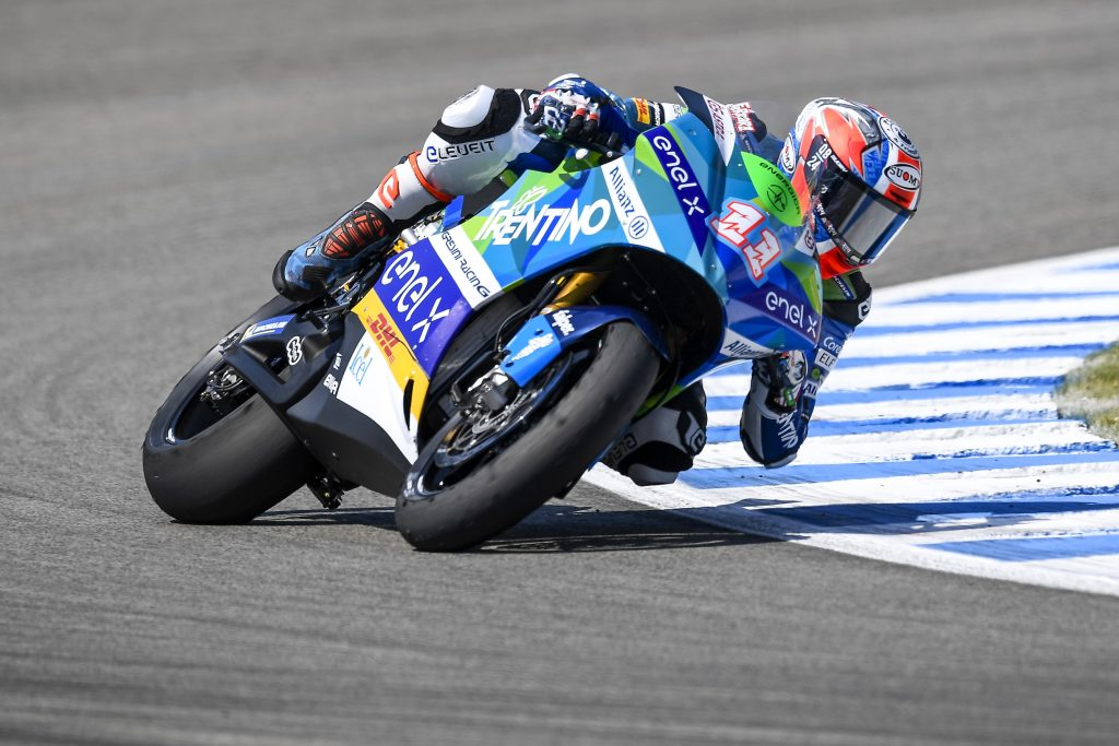 ZACCONE TORNA, FERRARI PUNTA IN ALTO - Gresini Racing