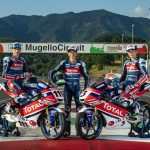 GAZEBO FLASH PUNTA SUI GIOVANI DEL TEAM TOTAL GRESINI