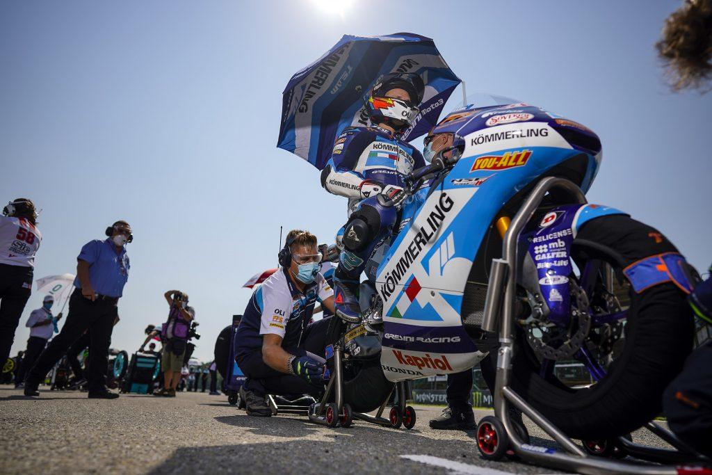 ALCOBA SHINES AT BRNO   - Gresini Racing