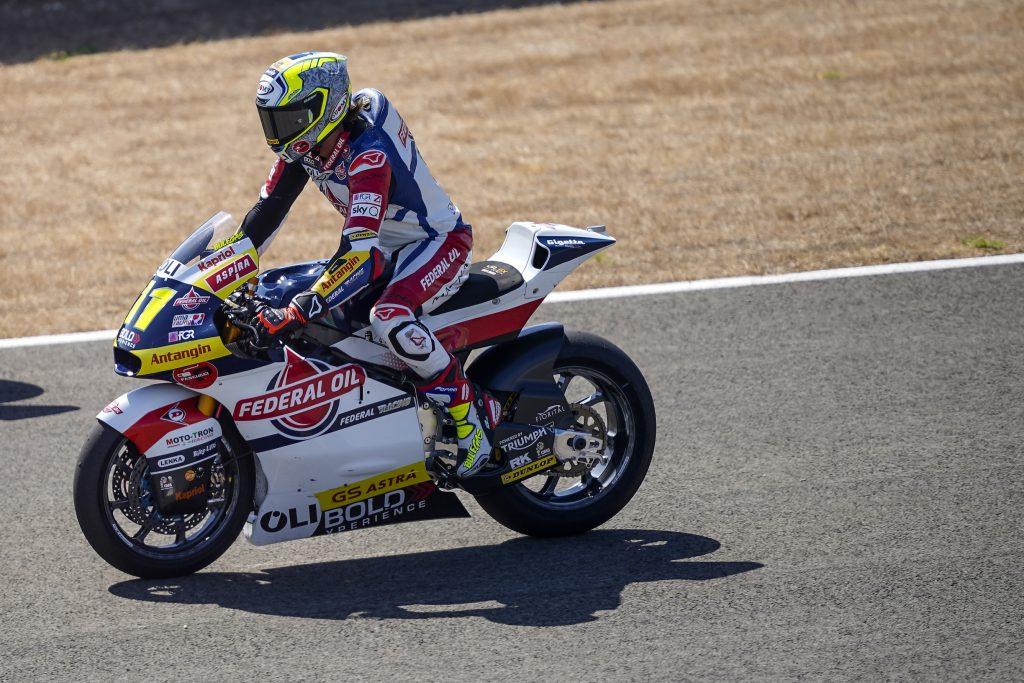 FEDERAL OIL OBIETTIVO BRNO   - Gresini Racing