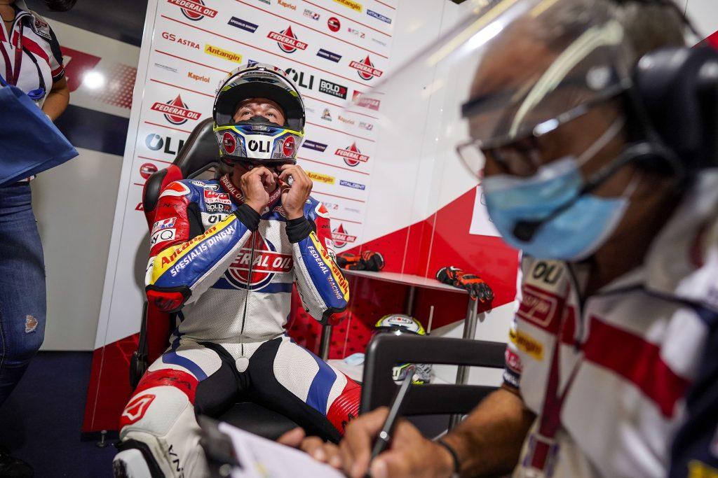 FINALMENTE BULEGA A SPIELBERG - Gresini Racing