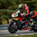 APRILIA SENSATIONAL IN BRNO: ALEIX RIDES THE RS-GP TO THE SECOND ROW
