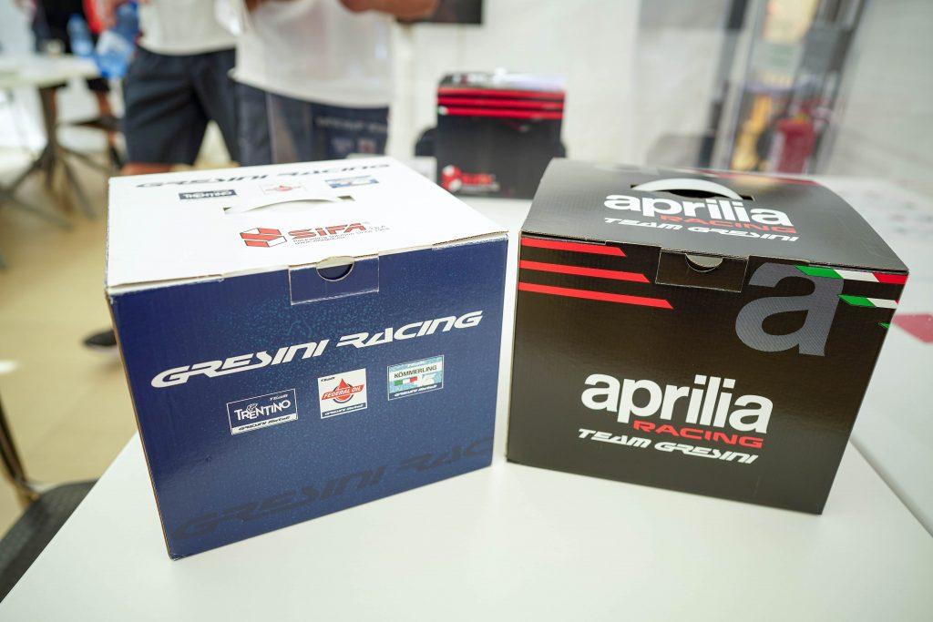 SIFA NUOVO SPONSOR TECNICO GRESINI RACING - Gresini Racing