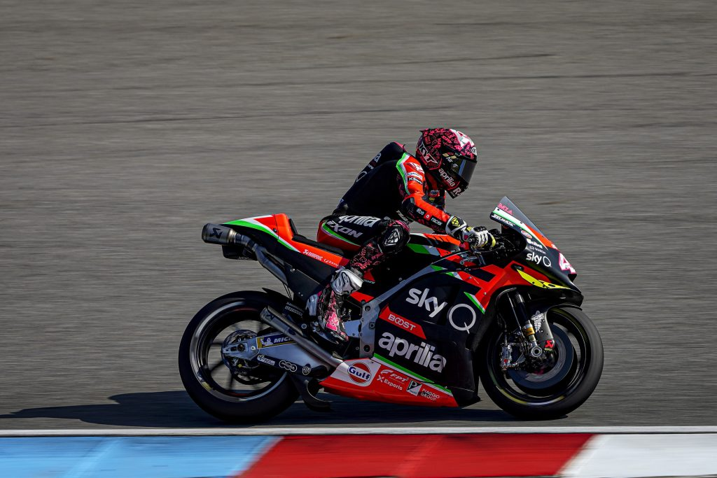 FANTASTIC START AND A TOP-10 FINISH FOR ALEIX IN BRNO - Gresini Racing