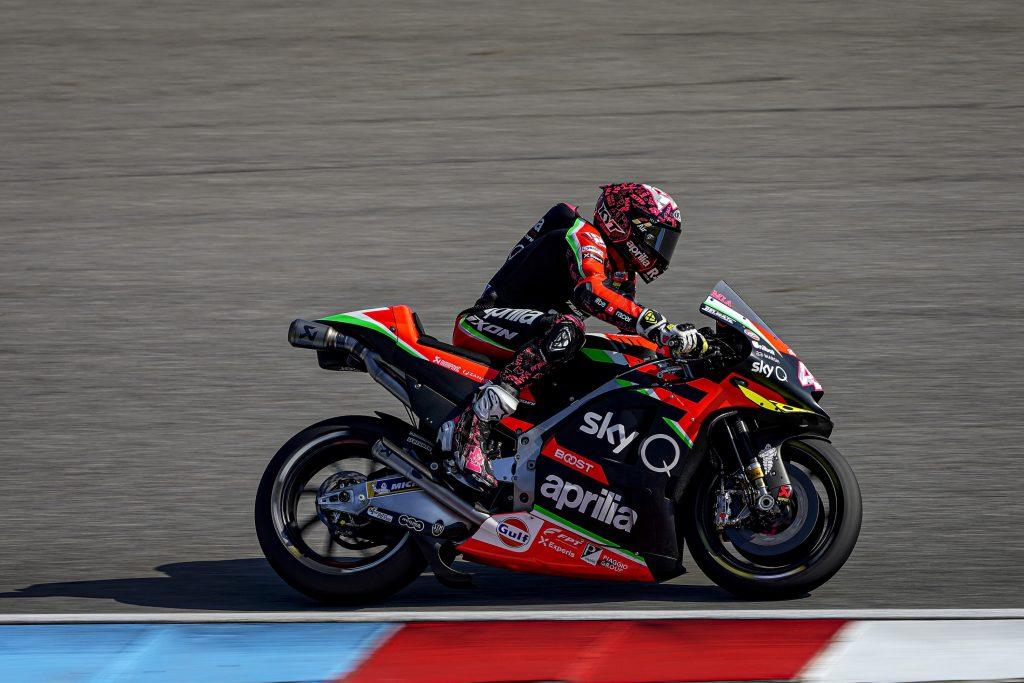 ALEIX PARTE ALLA GRANDE E CHIUDE IN TOP-10 A BRNO - Gresini Racing