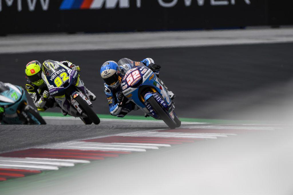 RODRIGO SFIORA IL PODIO, ALCOBA RIMONTA AMARA   - Gresini Racing