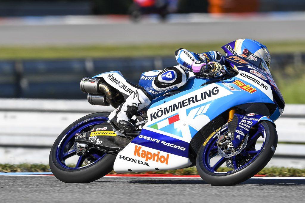 FREE PRACTICE: RODRIGO ON TOP FORM, ALCOBA QUICK LEARNER - Gresini Racing