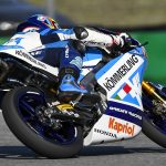 FREE PRACTICE: RODRIGO ON TOP FORM, ALCOBA QUICK LEARNER