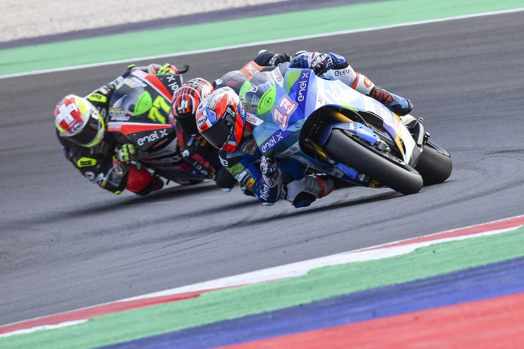 FERRARI STEPS DOWN TO THIRD PLACE IN BITTERSWEET RACE ONE AT MISANO    - Gresini Racing