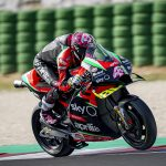 SIXTH AND SEVENTH ROW FOR ESPARGARÓ AND SMITH IN THE SECOND GP AT MISANO