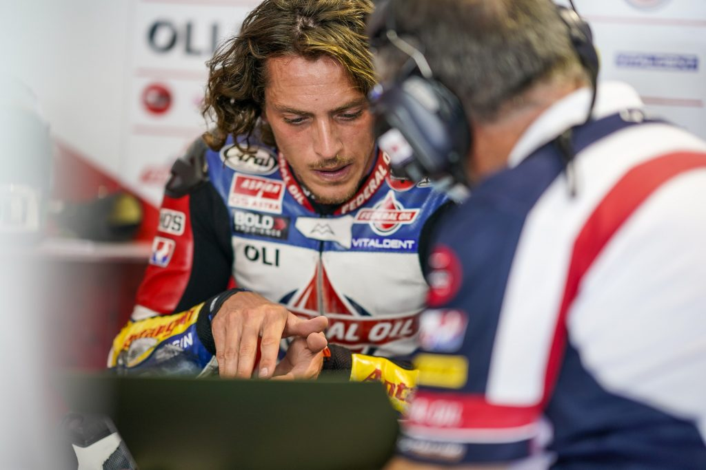 NIENTE Q2 PER IL TEAM FEDERAL OIL A MISANO - Gresini Racing