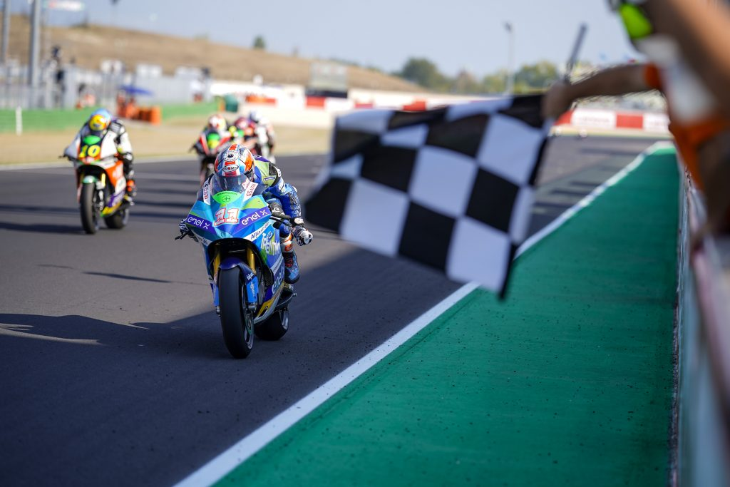 FERRARI STILL UNDEFEATED AT MISANO AND BACK IN CONTENTION    - Gresini Racing