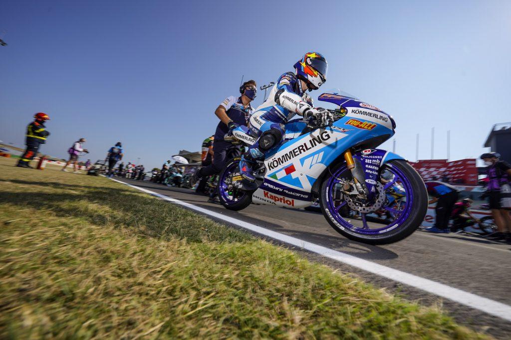 #SANMARINOGP: ALCOBA MAKE A STUNNING RACE DEBUT, TOP 5 FOR RODRIGO   - Gresini Racing