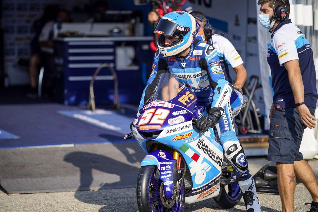 RODRIGO E ALCOBA, RITORNO A CASA - Gresini Racing