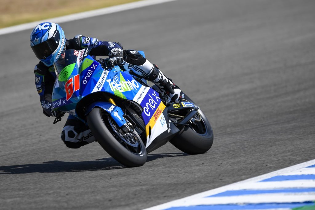 TEAM TRENTINO GRESINI BACK TO FULL STRENGTH AT MISANO    - Gresini Racing