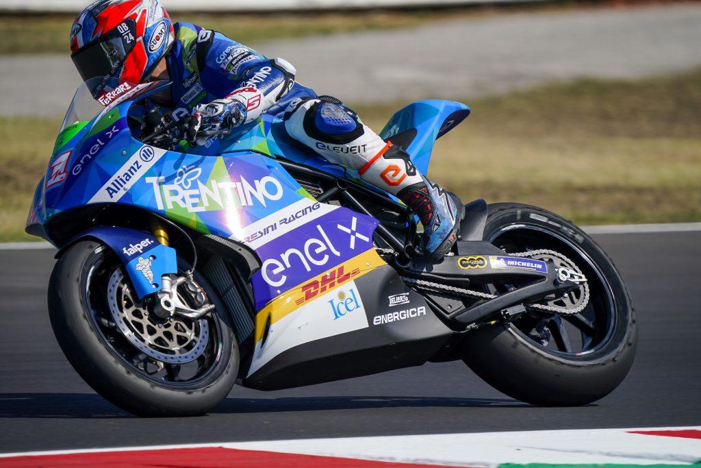 FERRARI VOLA A MISANO: ARRIVA LA PRIMA EPOLE   - Gresini Racing