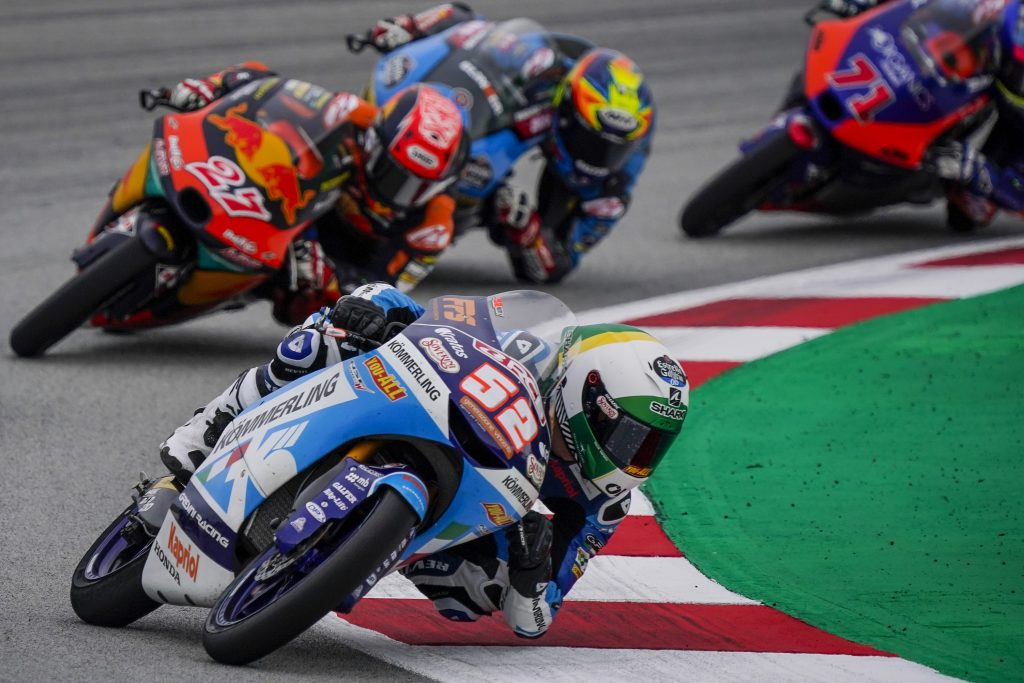 DOMENICA NO PER RODRIGO E ALCOBA A MONTMELÓ - Gresini Racing