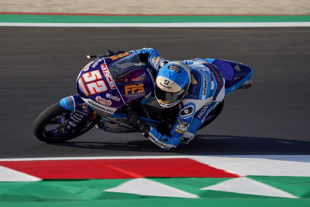 #EMILIAROMAGNAGP: ALCOBA 10th, RODRIGO WAY DOWN   - Gresini Racing