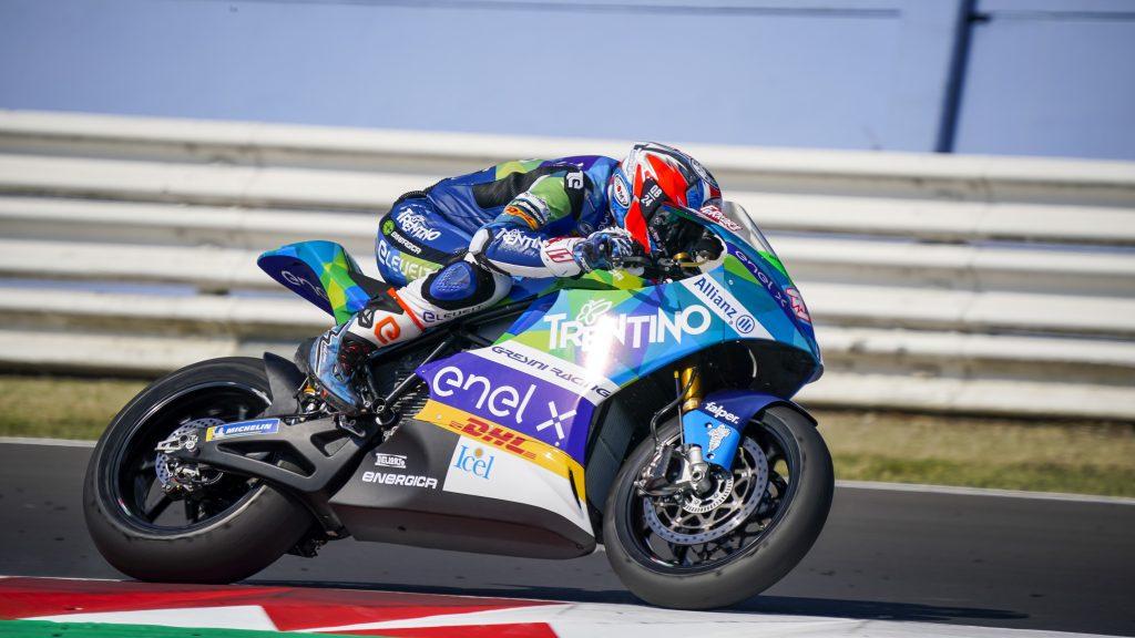 GOOD OPENING DAY AT HOME FOR TEAM TRENTINO GRESINI MOTOE   - Gresini Racing