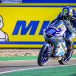 THIRD ROW START FOR RODRIGO AT ARAGON