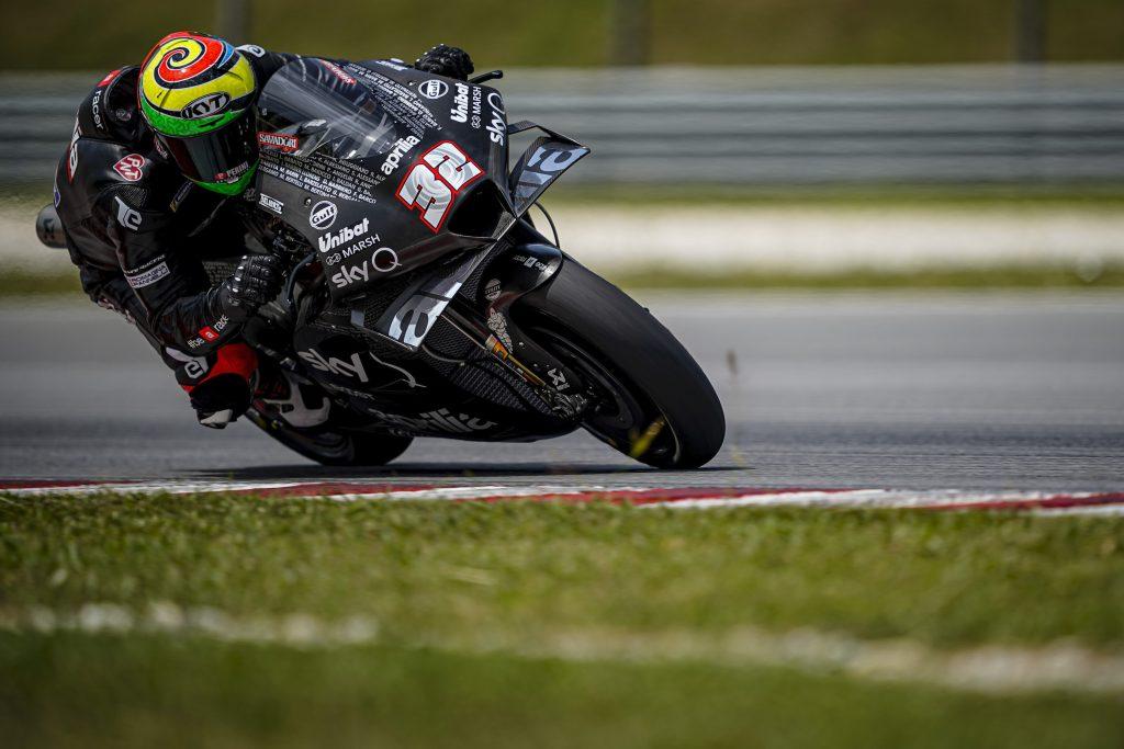 LORENZO SAVADORI TO DÉBUT IN MOTOGP WITH APRILIA - Gresini Racing