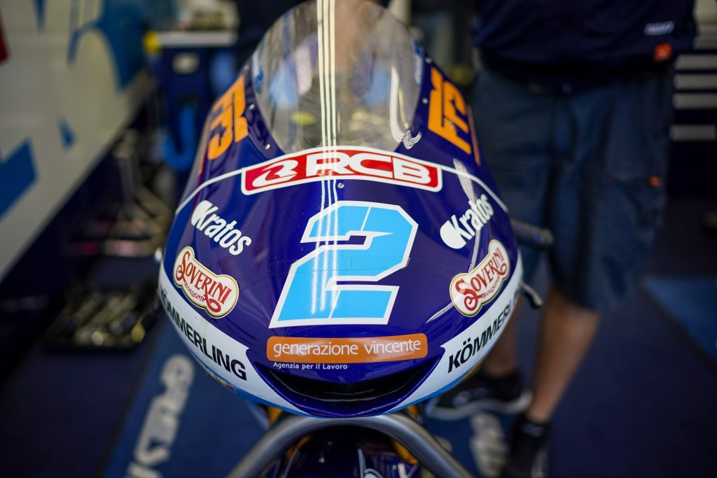 2021 MOTO3 LINE-UP IS COMPLETE AS RODRIGO CONTINUES WITH GRESINI   - Gresini Racing