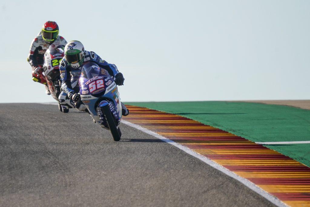 TOP RESULTS FOR TEAM KÖMMERLING GRESINI ON DAY ONE   - Gresini Racing