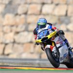 PONS ON TOP FORM IN ARAGON FREE PRACTICE