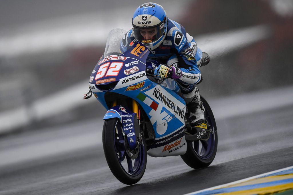 CLASSICO VENERDÌ DI LIBERE A LE MANS - Gresini Racing