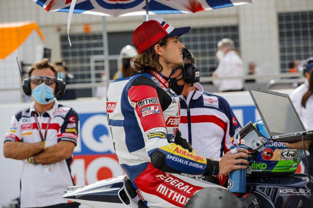 ZERO PUNTI AD ALCAÑIZ PER IL TEAM FEDERAL OIL   - Gresini Racing