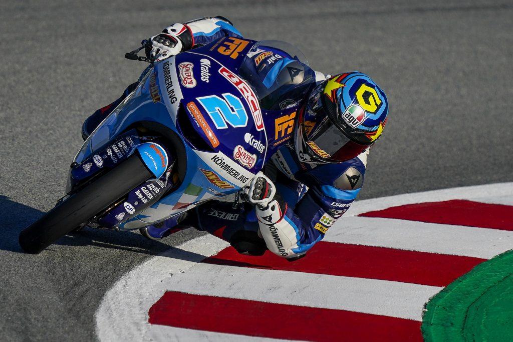 IL TEAM KÖMMERLING CERCA RISCATTO IN FRANCIA - Gresini Racing
