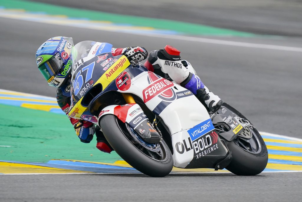 FRANCE TO FORGET, TARGET ON ARAGON    - Gresini Racing