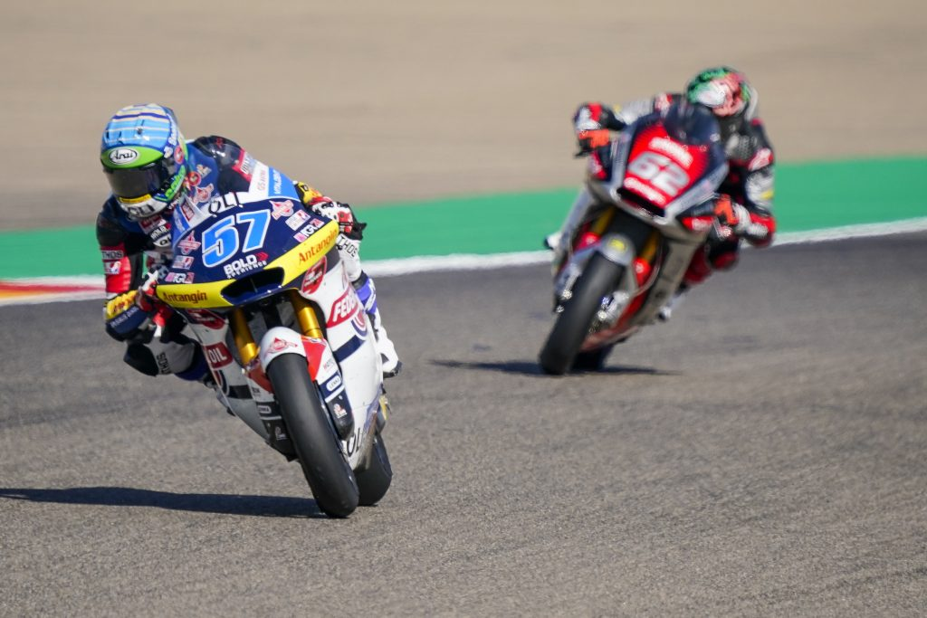 MORE POINTS FOR PONS IN SPAIN   - Gresini Racing