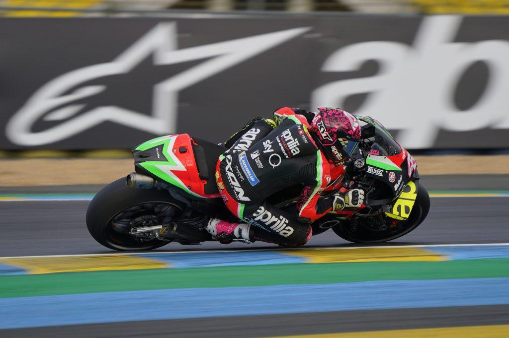 ALEIX A PUNTI A LE MANS, BRADLEY CADE DOPO UNA OTTIMA PARTENZA - Gresini Racing