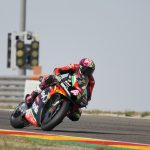 THIRD ROW FOR ALEIX AFTER THE QUALIFIERS AT MOTORLAND DE ARAGÓN