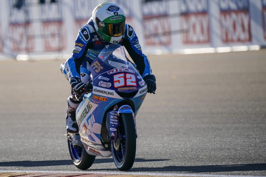 #ALCANIZGP: RODRIGO FROM Q1 TO SECOND ROW   - Gresini Racing