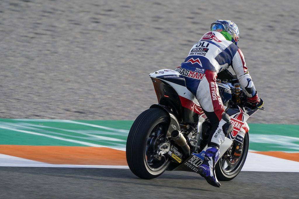 TOP TEN FOR BULEGA IN CHESTE QUALIFYING   - Gresini Racing