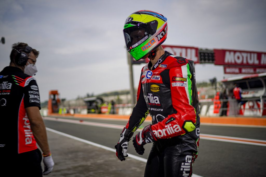 GRANDE QUALIFICA PER ALEIX: SETTIMO TEMPO E TERZA FILA - Gresini Racing