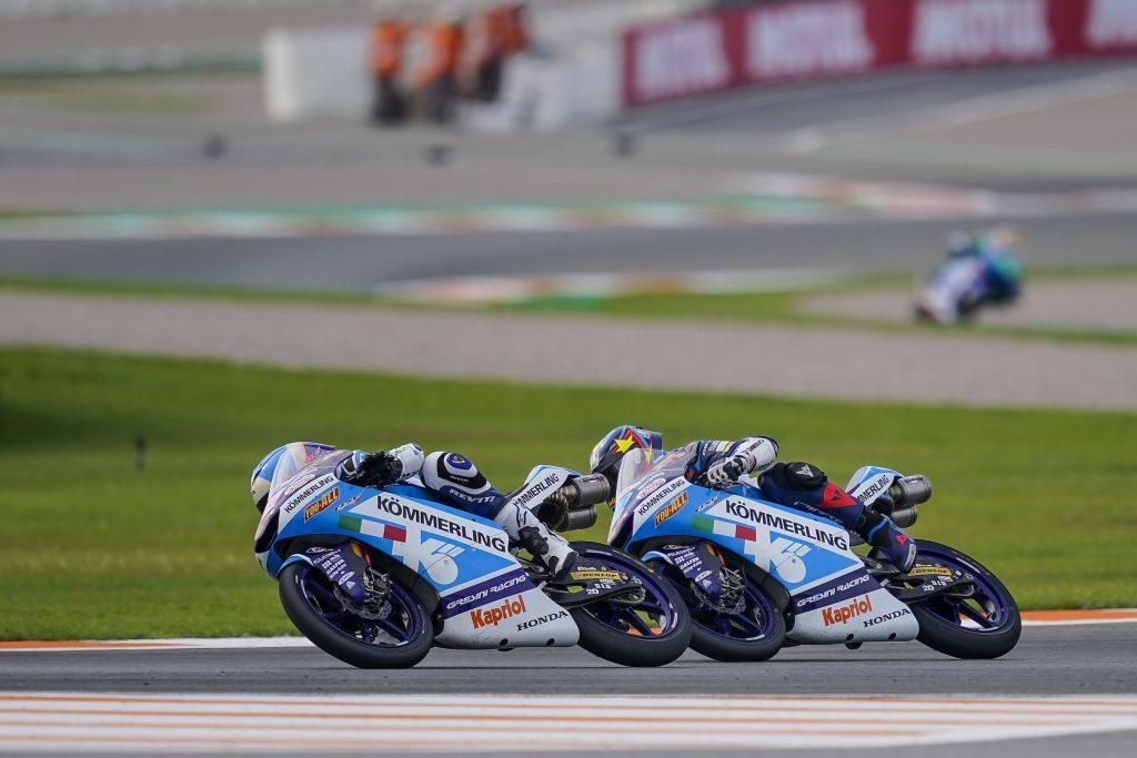 #EUROPEANGP: ALCOBA RIMONTA, RODRIGO PENALIZZATO   - Gresini Racing
