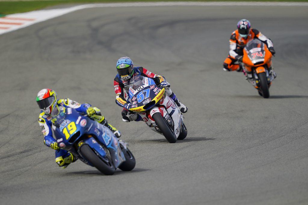 BUON OTTAVO POSTO PER BULEGA A VALENCIA - Gresini Racing