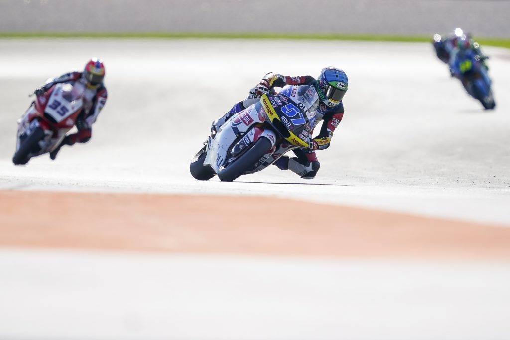 ANOTHER TOP TEN FINISH FOR BULEGA IN #VALENCIAGP    - Gresini Racing