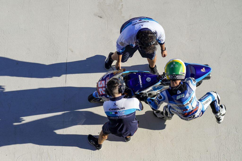 LAST TRIPLEHEADER OF 2020 FOR TEAM KÖMMERLING GRESINI   - Gresini Racing